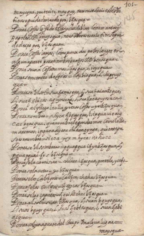 Manuscrito 158 BNC Vocabulario - fol 101r.jpg