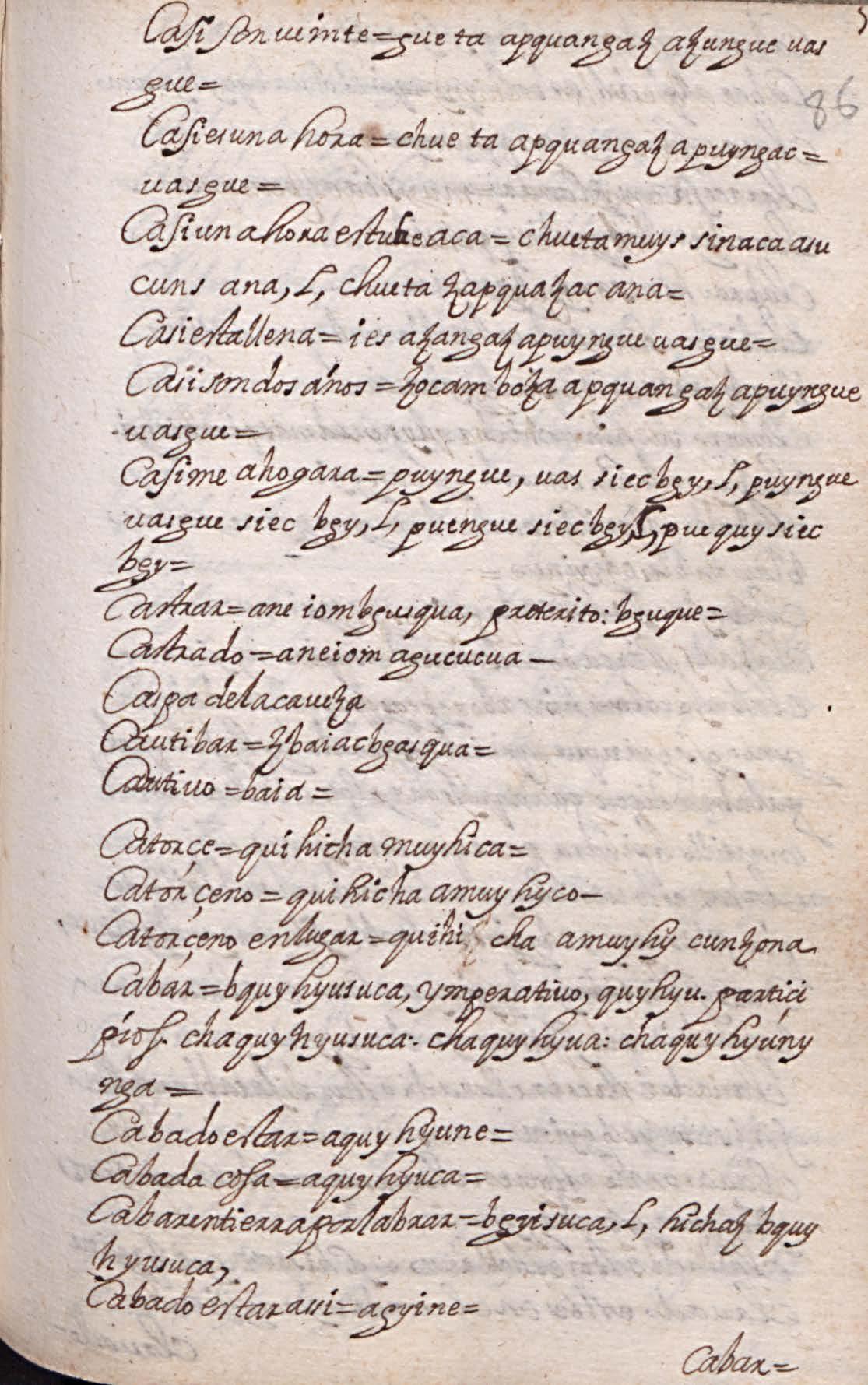 Manuscrito 158 BNC Vocabulario - fol 38r.jpg