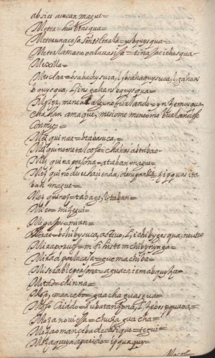 Manuscrito 158 BNC Vocabulario - fol 87v.jpg