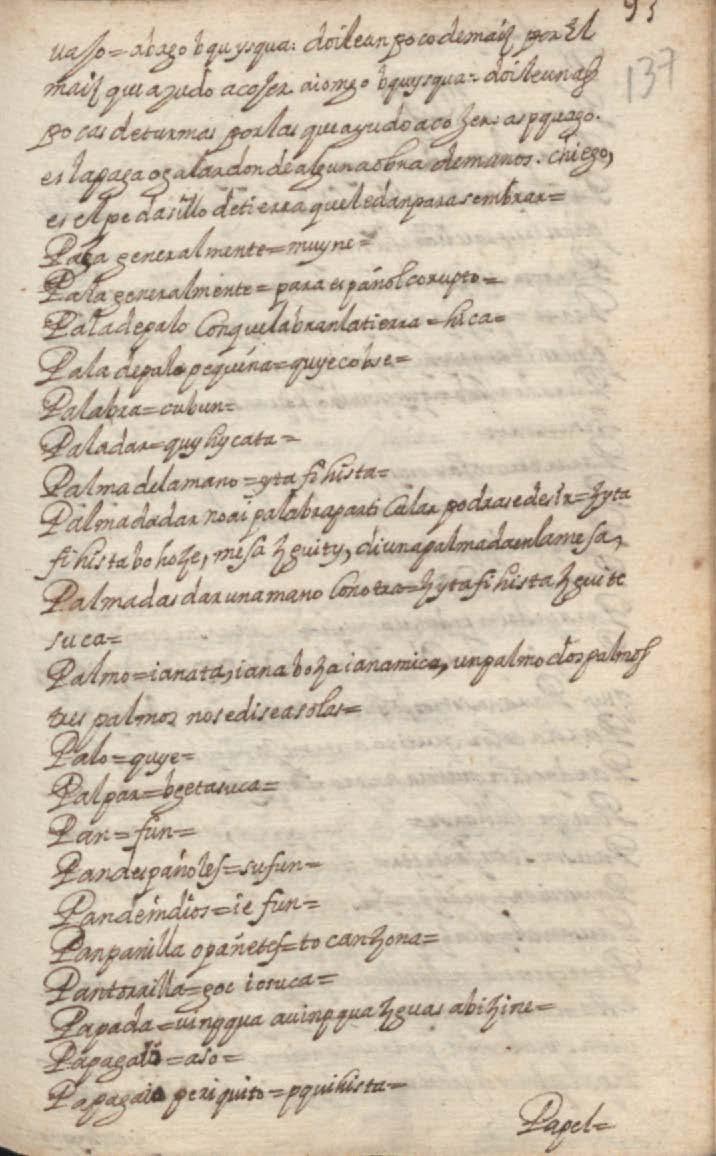 Manuscrito 158 BNC Vocabulario - fol 93r.jpg