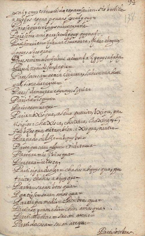 Manuscrito 158 BNC Vocabulario - fol 94r.jpg