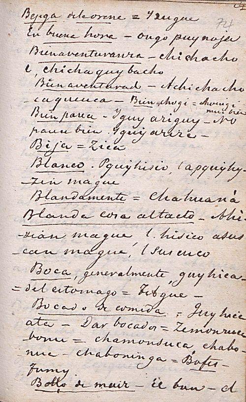 Manuscrito 158 BNC Vocabulario - fol 24r.jpg