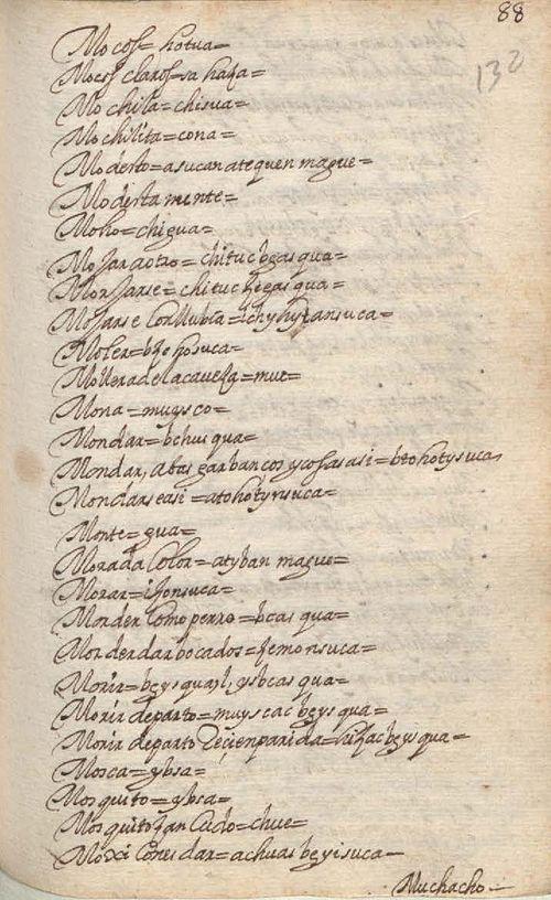 Manuscrito 158 BNC Vocabulario - fol 88r.jpg