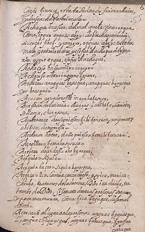 Manuscrito 158 BNC Vocabulario - fol 6r.jpg