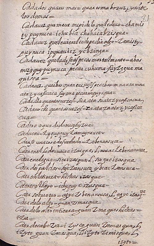 Manuscrito 158 BNC Vocabulario - fol 33r.jpg