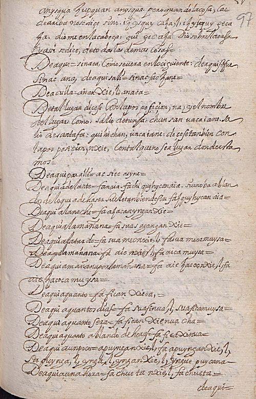 Manuscrito 158 BNC Vocabulario - fol 51r.jpg