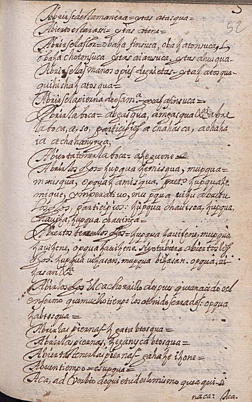 Manuscrito 158 BNC Vocabulario - fol 3r.jpg