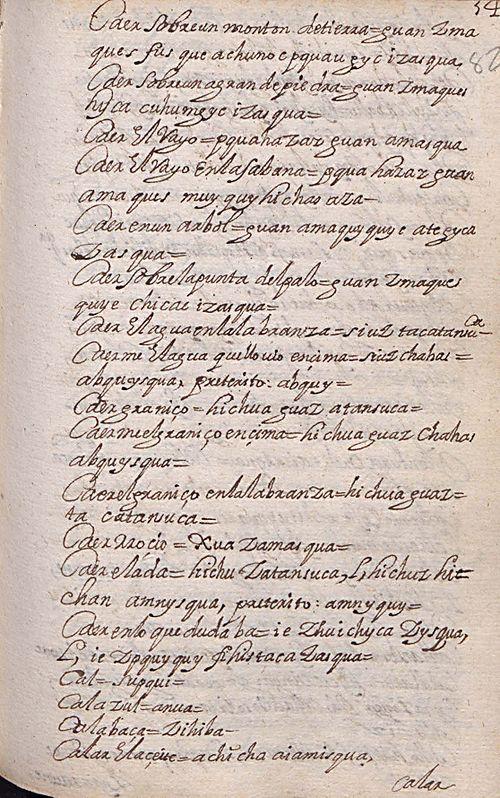 Manuscrito 158 BNC Vocabulario - fol 34r.jpg