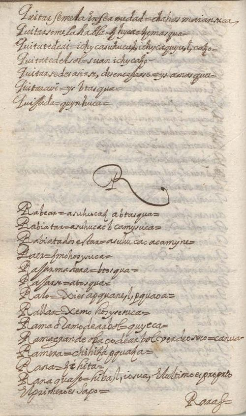 Manuscrito 158 BNC Vocabulario - fol 107v.jpg