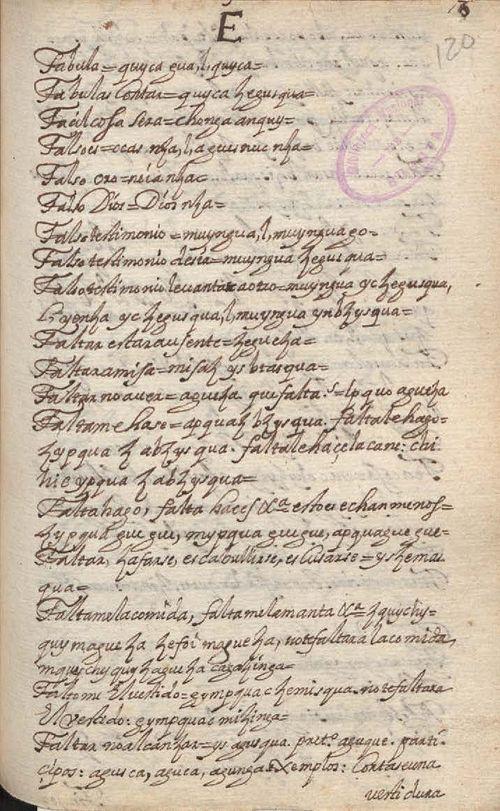 Manuscrito 158 BNC Vocabulario - fol 76r.jpg