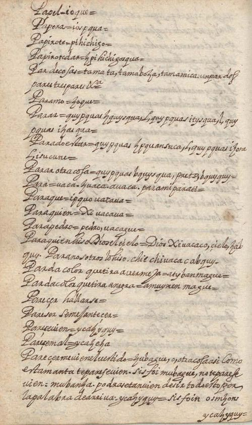 Manuscrito 158 BNC Vocabulario - fol 93v.jpg