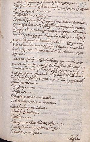 Manuscrito 158 BNC Vocabulario - fol 45r.jpg