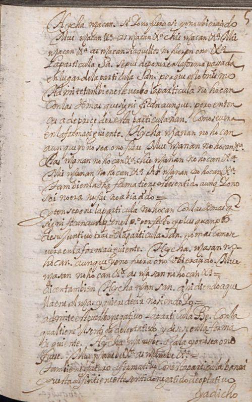 Manuscrito 158 BNC Gramatica - fol 5r.jpg