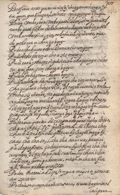 Manuscrito 158 BNC Vocabulario - fol 100r.jpg
