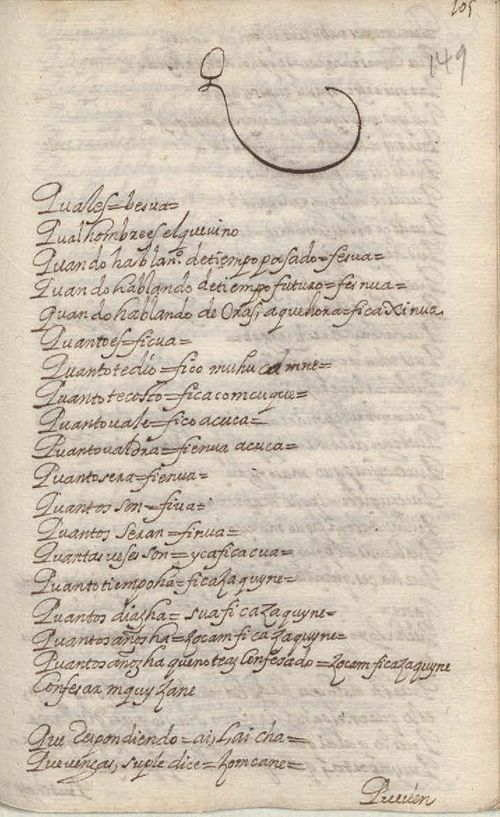 Manuscrito 158 BNC Vocabulario - fol 105r.jpg