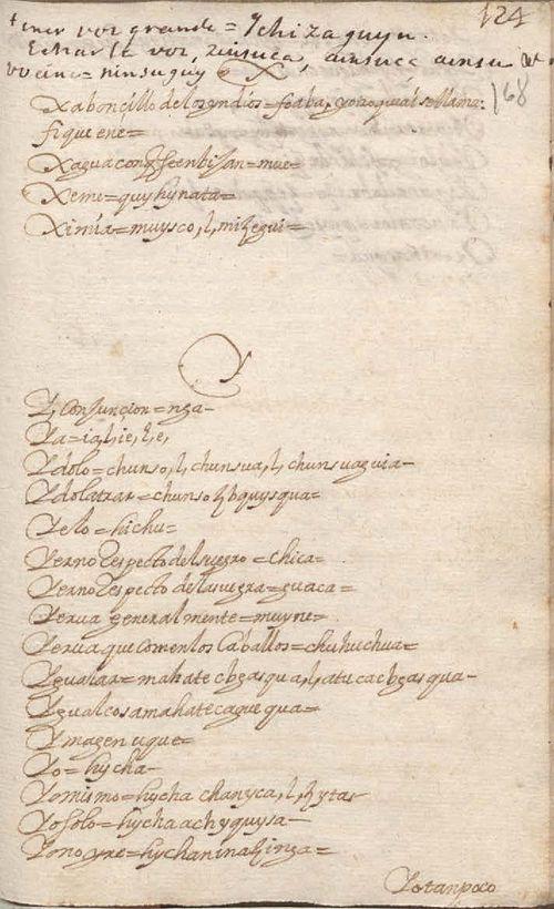 Manuscrito 158 BNC Vocabulario - fol 124r.jpg